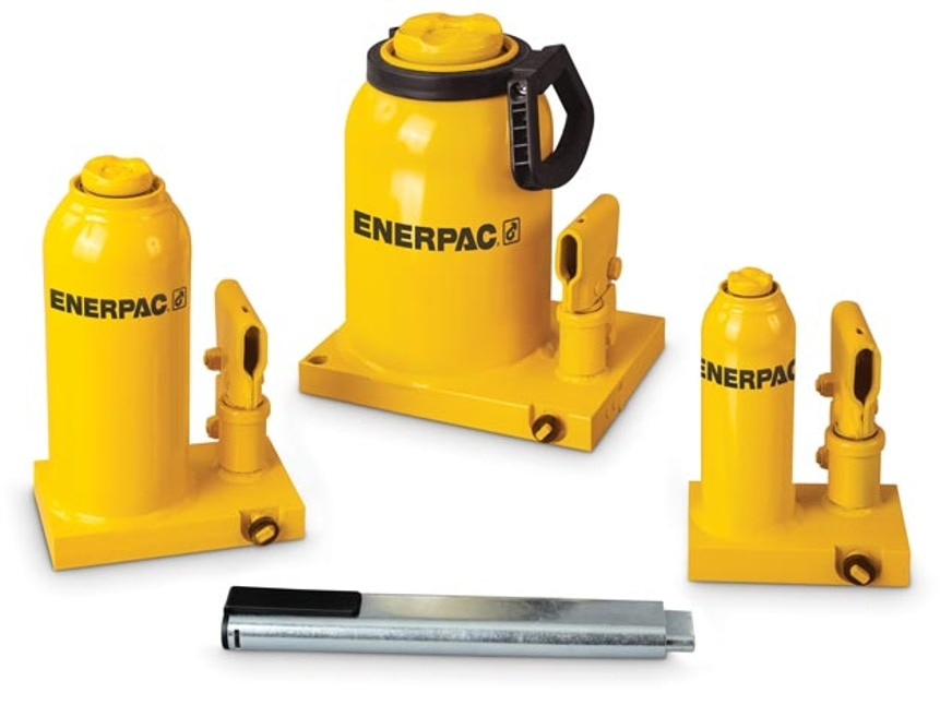 Hydraulic Cylinders, Jacks, Rams | Enerpac