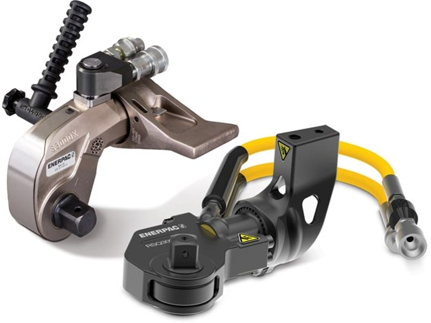 Hydraulic Torque Wrenches | Controlled Bolting Tools | Enerpac