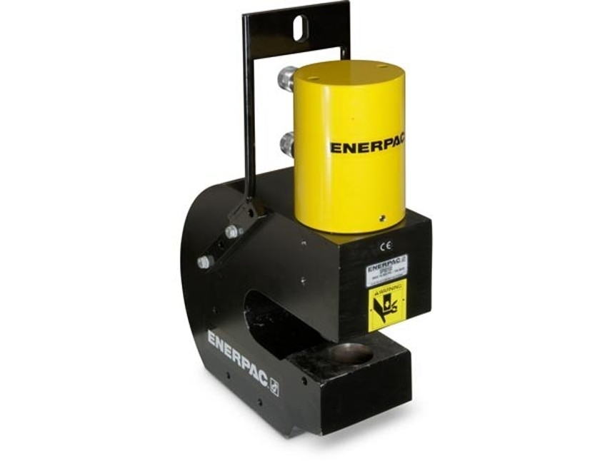 Hydraulic Punches - Steel Hole Punch | Enerpac