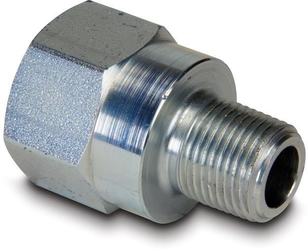 "High Pressure Fitting 3//4/""M x 3//4/""F Elbow Connector 5000 psi"