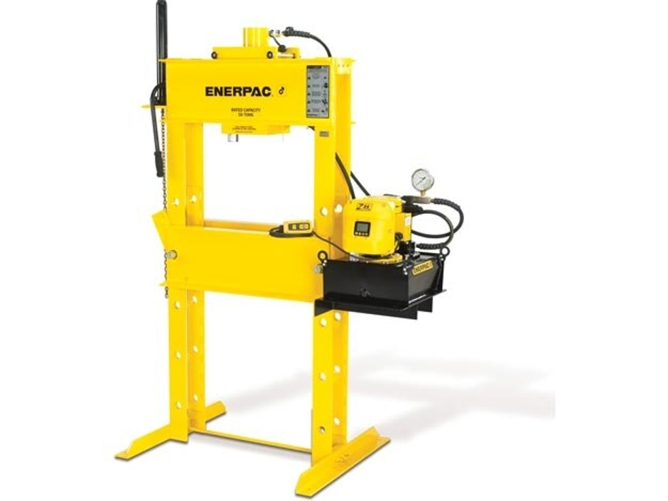 Ipe5010 50 Ton H Frame Hydraulic Press With Electric