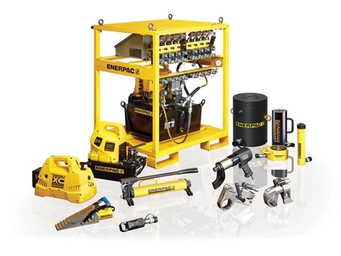 Enerpac | Australasia | POWERFUL SOLUTIONS  GLOBAL FORCE
