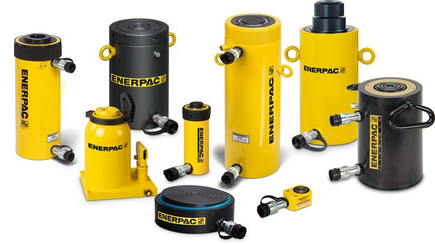 Enerpac North America Powerful Solutions Global Force