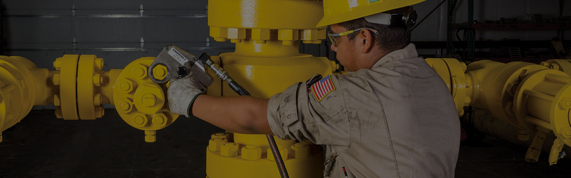 Enerpac | North America | POWERFUL SOLUTIONS  GLOBAL FORCE