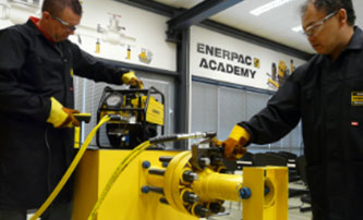 About Us | ENERPAC